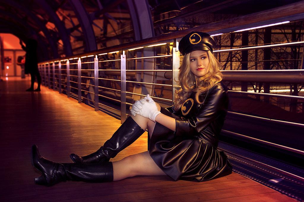 Lady Blackhawk / Leipziger Buchmesse / Messehalle