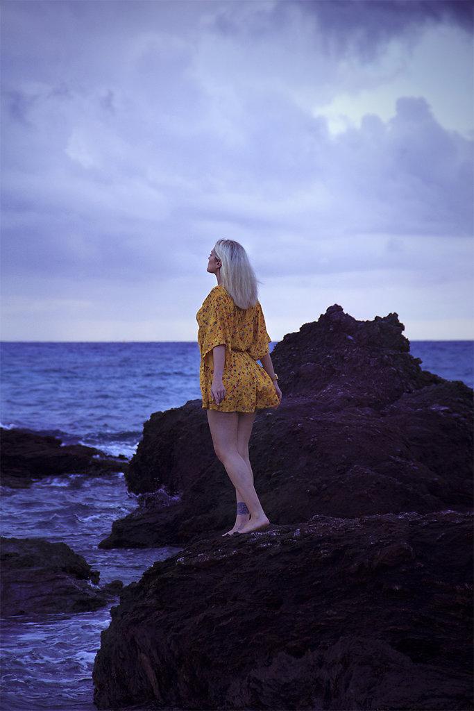 Claire / Privatshooting / Okinawa